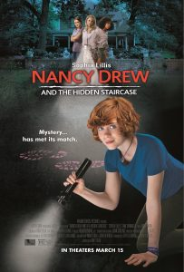 Nancy Drew and the Hidden Staircase movie March 15 2019