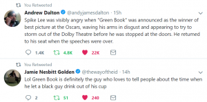 Oscars 2019 Green Book