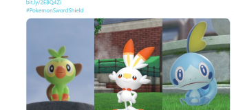 """Pokemon Sword and Shield"" Trailer Features New Starters and Region!"