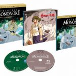 Princess Mononoke Blu-ray release