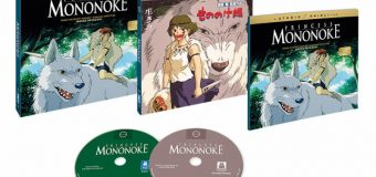 'Princess Mononoke' Collector's Edition Blu-ray Set Releasing This May