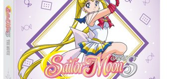 Sailor Moon SuperS: The Movie Coming to DVD & Blu-ray