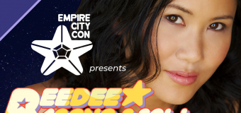 Deedee Magno Hall (Voice Of Pearl On Steven Universe) Is Coming To Empire City Con 2019!