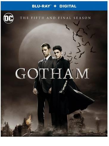 Gotham Complete Season 5 Blu-ray Release
