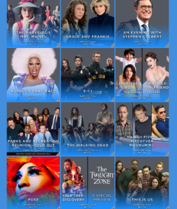 Scheduled guests for PaleyFest Los Angeles 2019 announced