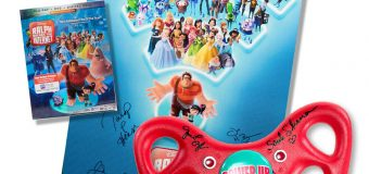 """Ralph Breaks The Internet"" Sugar Rush Steering Wheel Up For Auction To Help Make-A-Wish!"