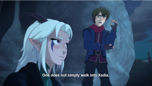 The Dragon prince season 2