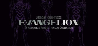 Neon Genesis Evangelion Art Collection Coming from UDON Entertainment