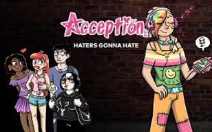 January Webtoon Acception