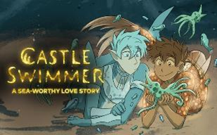 January Webtoon Castle Swimmer