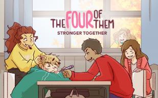 January Webtoon The Four of Them