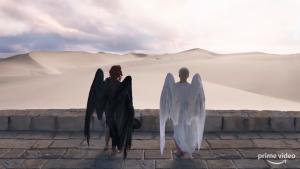 new good omens trailer courtesy of amazon prime