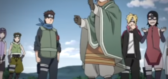 Boruto: Naruto Next Generations 1×98 Review: The Cursed Forest