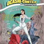 Alexandria Ocasio-Cortez Comic book Devil's Due