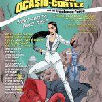 Alexandria Ocasio-Cortez Comic book Devil's Due