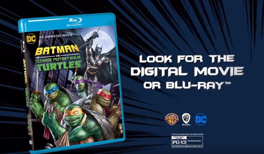 batman vs teenage mutant ninja turtles film march release