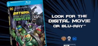 """Batman vs. Teenage Mutant Ninja Turtles"" Animated Film Trailer Is Everything! (Updated)"