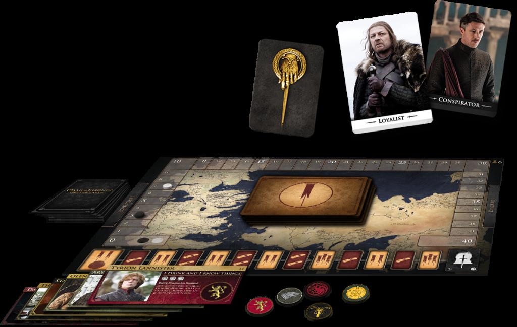 Game of Thrones Oathbreaker game
