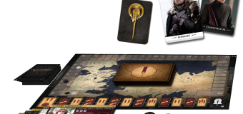 "New ""Game of Thrones: Oathbreaker"" Board Game Announced By HBO & Dire Wolf Digital"