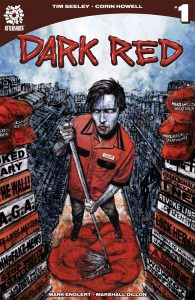 Dark Red Issue 1 Review Comics