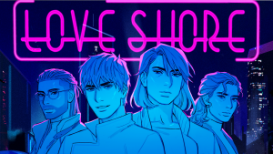 """Love Shore"": A Queer Visual Novel is Live on Kickstarter!"