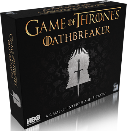 Game of Thrones Oathbreaker board game
