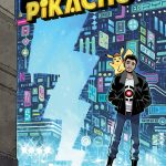 Detective Pikachu graphic novel