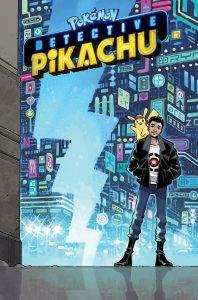 Detective Pikachu graphic novel