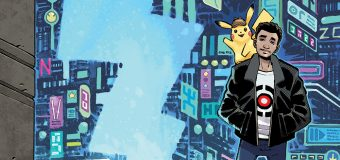 Detective Pikachu Graphic Novel Adaptation Due This Summer