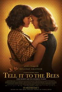 Tell it to the Bees film Anna Paquin