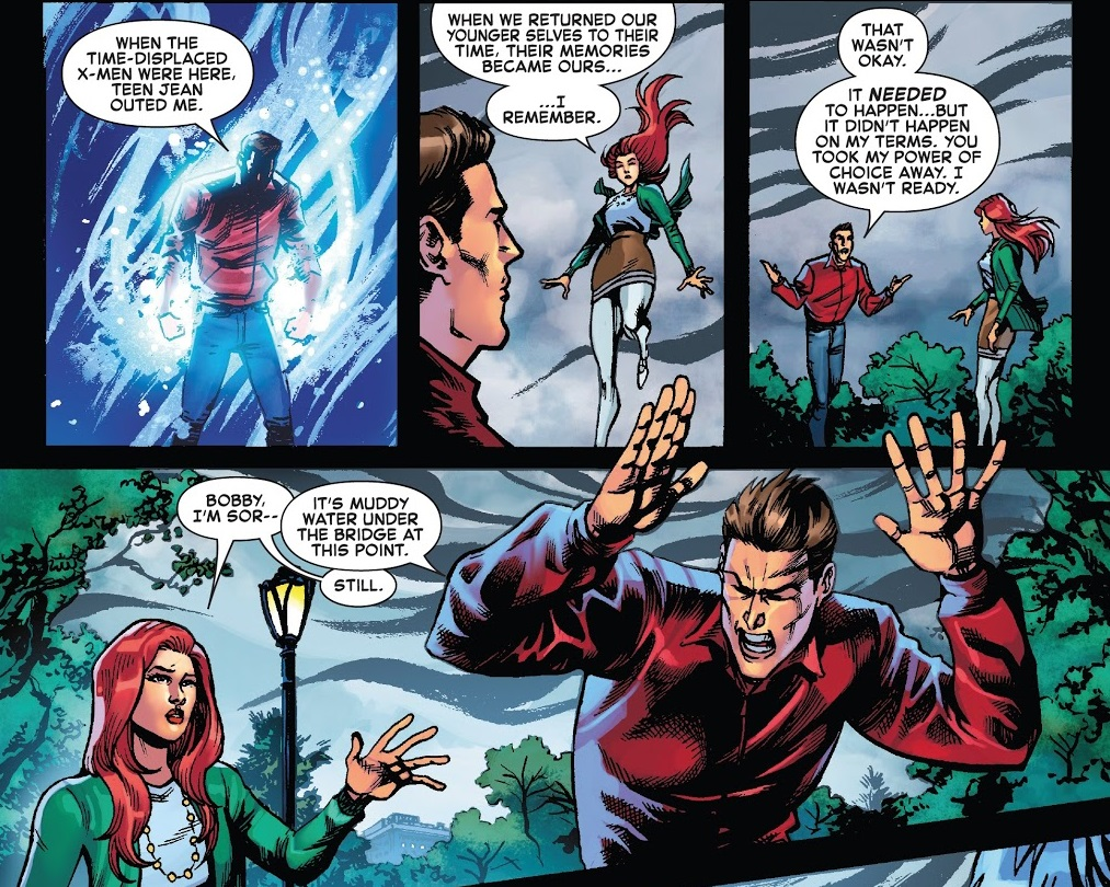 Uncanny X-Men: Winter's End Issue 1 review