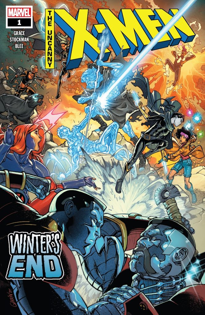 Uncanny X-Men Winter's End Issue 1 Review