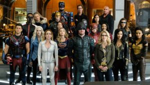 The Future of The CW's Arrowverse Peaks Possibility!