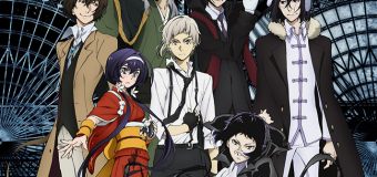 We Have a Trailer for Bungo Stray Dogs Season 3!