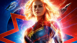 captain marvel box office second weekend
