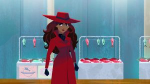 carmen sandiego courtesy of Netflix
