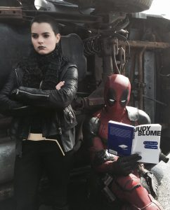 Dearpool 2 Negasonic Teenage Warhead queer representation