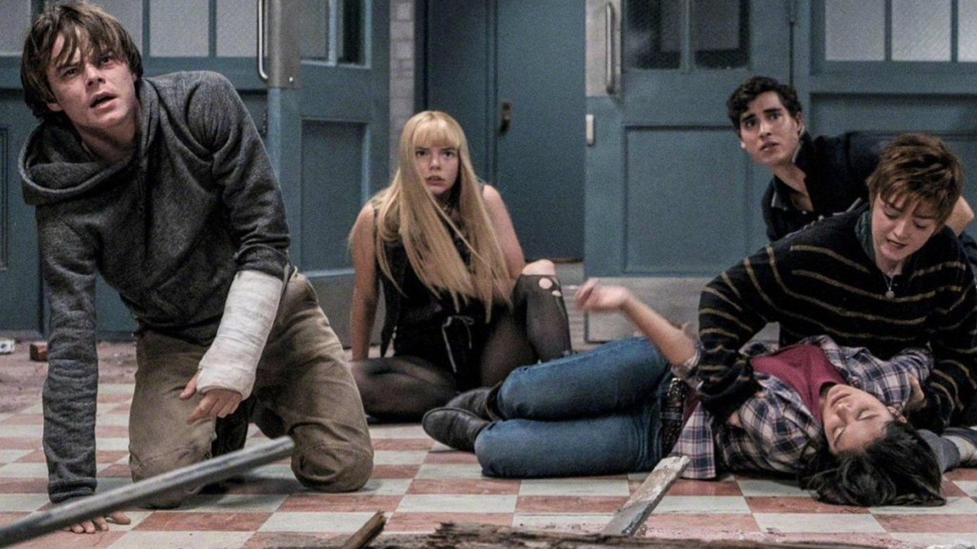 the new mutants 2020 April film