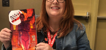 Gail Simone Tells Us What To Expect From Catalyst Prime at Emerald City Comic Con