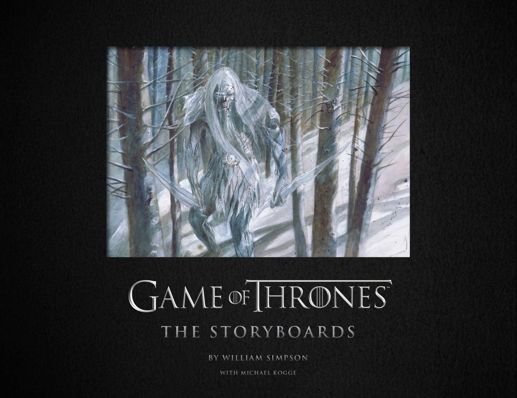 Game of Thrones books cover