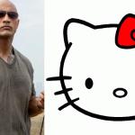 Hello Kitty The Rock