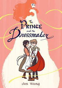 jen wang prince and the dressmaker