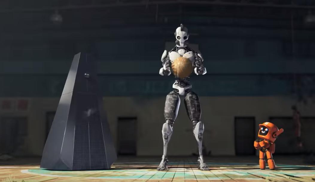 Netflix Robots Love Death