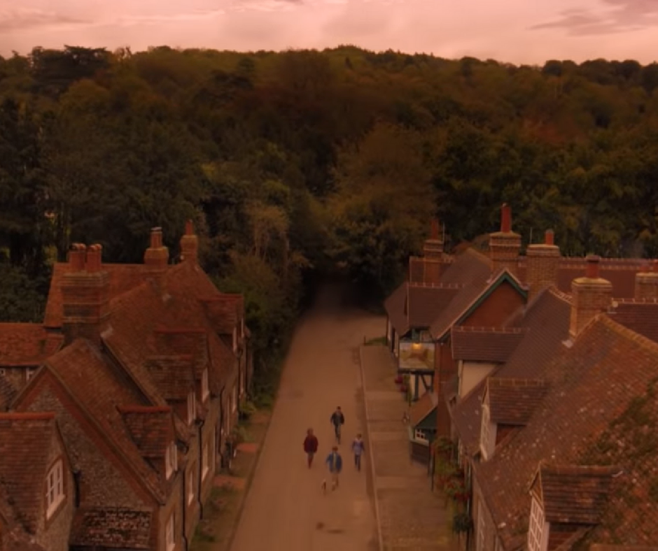 new good omens trailer courtesy of Amazon and BBC Two