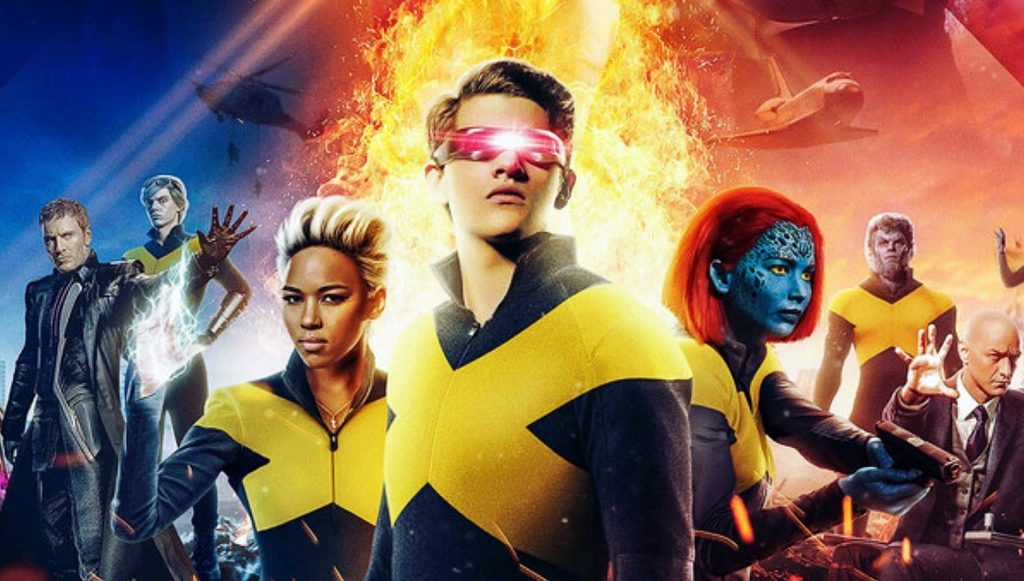 Disney-Fox Merger, the X-Men