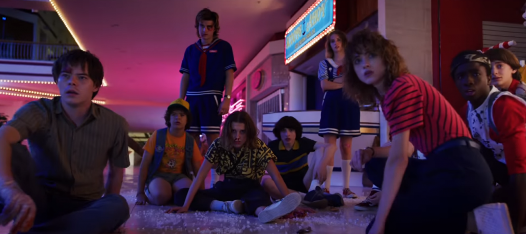 stranger things season 3 trailer breakdown queer characters