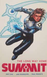 Gail Simone's Catalyst Prime Recommendation