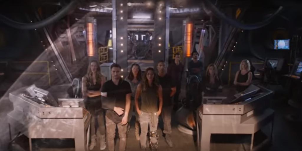 The 100 Season 6 trailer