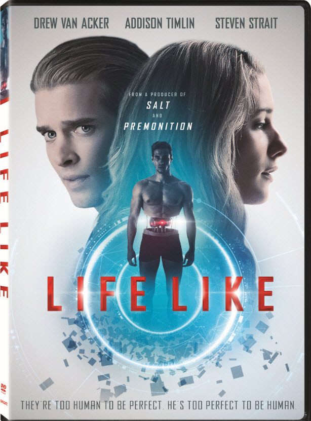 Life Like DVD release May