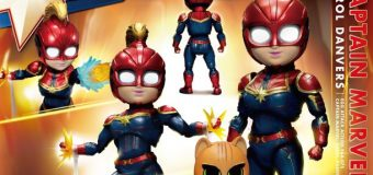 Captain Marvel & Wolverine Among New PREVIEWS Exclusive Marvel Statues, Egg Attack Figures!